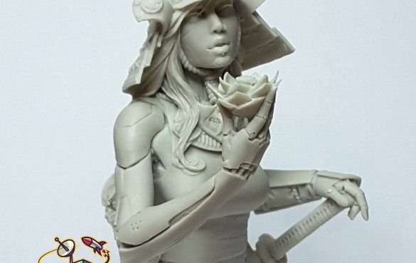 Ko-hana – Fantasy Samurai – High Quality Miniature