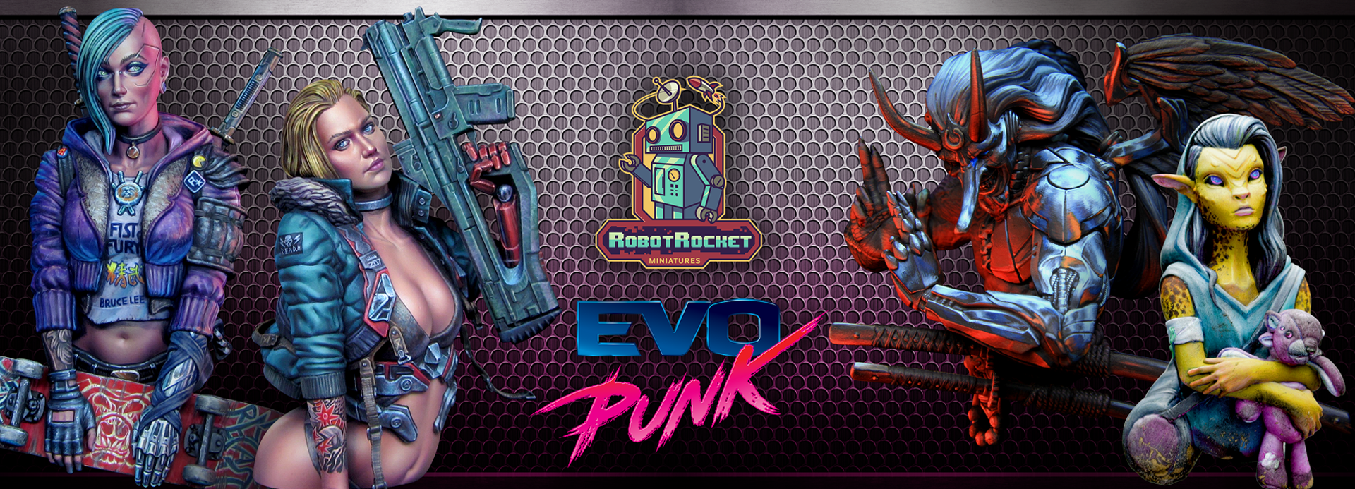 EVO PUNK SERIES BANNER